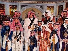 Royals of Saudi Arabia .