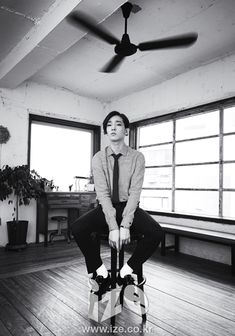 Taehyun - ize Magazine September Issue '14