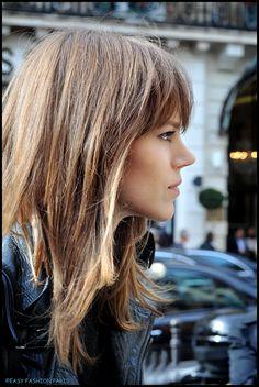 Freja Beha - Paris Fashion Week