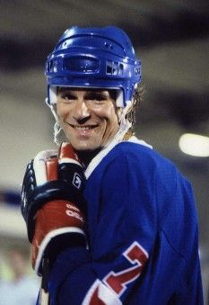Mac playing hockey in 'The Eraser' - my all time favorite MacGyver episode!