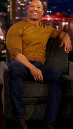 O homem mais sexy e lindo do universo. My Love Dwayne Johnson