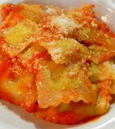 ravioli all'arancia #recipe #ricettedisardegna #sardinia #food