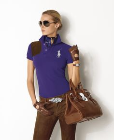 The Ralph Lauren Stirrup Collection captures the iconic equestrian heritage of Ralph Lauren design with a signature stirrup-shaped silhouette that is a bold expression of the designer's philosophy.