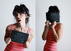 mug shot - zelda was a writer 2013