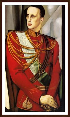 Dolly Doll - Tamara de Lempicka, Portrait of His Imperial Highness...