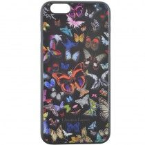 Christian Lacroix Butterfly Case for iPhone 6 - Black - from www.casehut.com