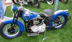1939 Crocker Classic Motorcycle Pictures - Classic Crocker!