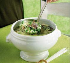 Μαγειρίτσα: 5 συνταγές για να φτιάξετε αυτή που σάς ταιριάζει | My Review Soup, Ethnic Recipes, Soups