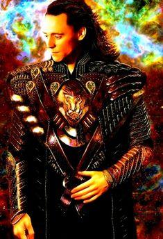 Loki - I Mean To Rule This World by AdmiralDeMoy.deviantart.com on @deviantART