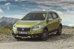 New Suzuki SX4 S-CROSS - A fuel economy champ