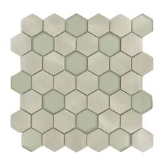 """Sheet size: 12 1/2"""" x 12 1/2""""     Tile Size: 2"""" x 2 1/8""""    Tile thickness: 1/4"""" nominal       Grout Joints: 1/8""""Sheet Mount: Mesh Backed"""