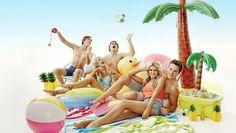 Saskia,Chris,Taylor,Jenna and Harley Lovely Summer pic! #neighbours #jennarosenow #harleybonner #taylorglockner #chrismilligan #saksiahempele #kylecanning #georgiabrooks #joshwillis #amberturner #masonturner