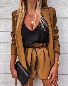 For Sale - 2019 New Fashion Women Formal Blazer Long Sleeve Maroon Ladies Retro Coat Female Pockets Blazer Work Office Business Suit Blazer Jackets For Women, Blazers For Women, Coats For Women, Clothes For Women, Women Blazer, Female Blazer, Ladies Blazers, Look Fashion, New Fashion