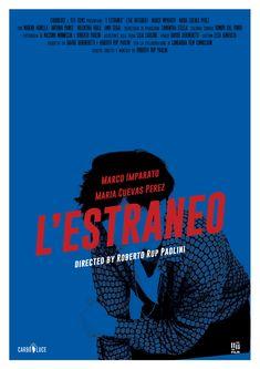 L'Estraneo (The Ousider) film poster 2018 A