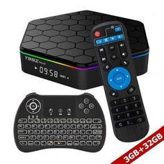 2.4G Universal Wireless Remote Control Keyboard Air Mouse For Android TV Box NIU