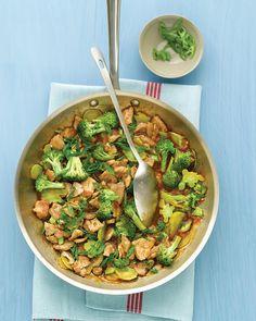 Broccoli and Pork Stir-Fry - Martha Stewart Recipes