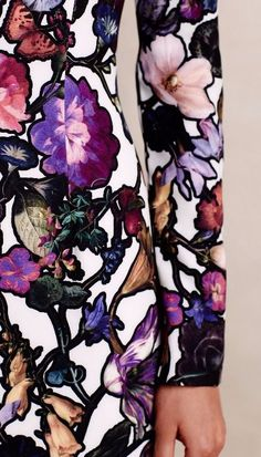 Flora Pencil Dress
