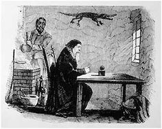 """Me: """"DR. DEE'S DIARY what secrets of the ephemeral do we have here?!"""" Dr. Dee: """"My cat caught a bird. Also my mom died. Went somewhere. Came home. Had a dream about the Philosopher's Stone."""" http://www.gutenberg.org/files/19553/19553-h/19553-h.htm"""