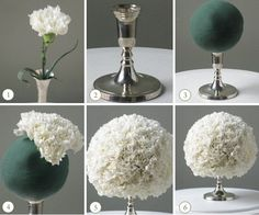 DIY Wedding Centerpieces to awe the guests, suggestion id 2874017478 - Whip smart notes for a very splendid and memorable centerpiece. diy wedding centerpieces tall ideas tickled on this date 20190211 , Carnation Centerpieces, Carnations, Table Centerpieces, Centerpiece Wedding, Inexpensive Centerpieces, Graduation Centerpiece, Quinceanera Centerpieces, Cheap Centerpiece Ideas, Vintage Centerpieces