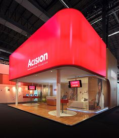 ACISION - Mobile World Congress | Front View (2009)