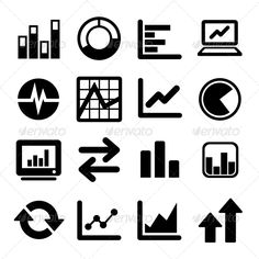 Business Infographic icons — JPG Image #dollar #histogram • Available here → https://graphicriver.net/item/business-infographic-icons/6151745?ref=pxcr