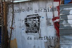austin // texas // east austin: museo de machina mural