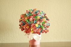 Living Craftily Ever After: Lollipop Tree
