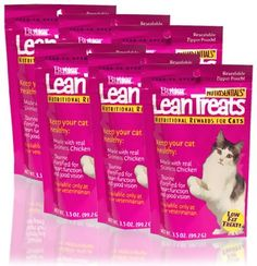 Butler Lean Treats Nutritional Rewards for Cats 6 Pack 35 ozOne Size -- You can find more details by visiting the image link.