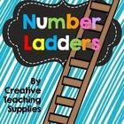 Directions & Lesson Ideas This activity contains 114 Number Ladder cards. Students will start at the bottom of the ladder and fill in the mis. Teaching Supplies, Anzac Day, Creative Teaching, Numeracy, New Zealand, Ladder, Promotion, Fill, Numbers
