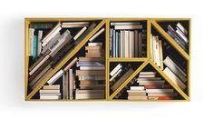 Tangram Storage - Design furnishing by Lago
