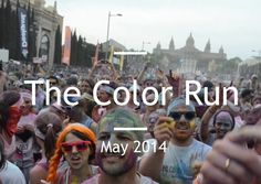 The Color Run Barcelona