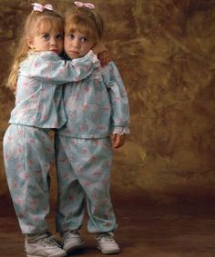Mary Kate and Ashley Olsen: The masters of outfit matching since 1988. Take a look back at their 36 most memorable twin ensembles, from Full House to It-tweendom to The Row.