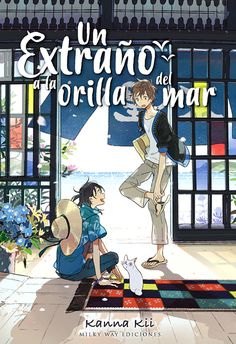 ICYMI: L'étranger de la plage – Livre (Manga) – Yaoi – Hana Collection: Frequently Bought Together * + * + * + * + Price for all: *… Manga Art, Manga Anime, Anime Art, Manga Covers, Comic Covers, News Anime, Film D'animation, Photocollage, Anime Films