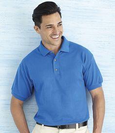 dfc2b80ac Cơ sở may áo thun đồng phục công ty tại tphcm · Pique Polo ShirtFabric ...