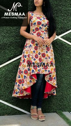 Women's kurtis online: Buy stylish long & short kurtis from top brands like BIBA, W & more. Explore latest styles of A-line, straight & anarkali kurtas. Simple Kurti Designs, Kurti Neck Designs, Dress Neck Designs, Stylish Dress Designs, Kurta Designs Women, Designs For Dresses, Stylish Dresses, Indian Gowns Dresses, Indian Fashion Dresses