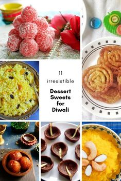 This festival of lights is a great excuse for all to discover what Indian sweets are. Here are 11 irresistible Diwali Dessert Sweets you can make at home Indian Desserts, Indian Sweets, Holiday Desserts, Indian Food Recipes, Diwali Recipes, Pastry Recipes, Dessert Recipes, Diwali Festival Of Lights, Diwali Food