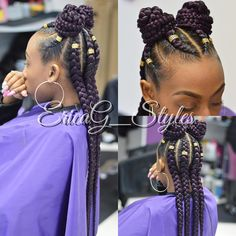 hairstyles buns half hairstyles hairstyles for little black girls hairstyles straight hair braided hairstyles african hairstyles 2018 hairstyles male hairstyles romantic Box Braids Hairstyles, Kids Braided Hairstyles, French Braid Hairstyles, My Hairstyle, Funky Hairstyles, Black Girls Hairstyles, African Hairstyles, Running Hairstyles, Medium Short Hair