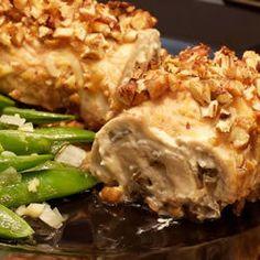 Rotolini di pollo con funghi e noci @ http://allrecipes.it