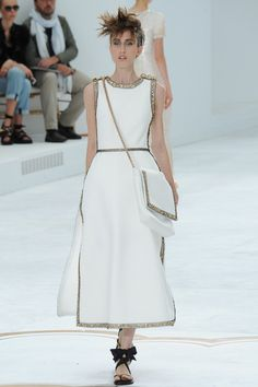 My favorite look from the Chanel Couture Fall 2014 show