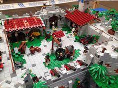 Lego Soldat Fort - Pirates