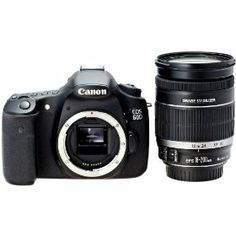 **Click onto photo TWICE for more technical detail**………………… Canon digital single-lens reflex camera EOS 60D EF-S18-200 IS LENS KIT EF-S18-200mm F3.5-5.6 IS attached EOS60D18200ISLK #canon_cameras #canon_digital_cameras