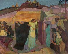 Maurice Denis | Nabi/Symbolist painter | Tutt'Art@ | Pittura ...