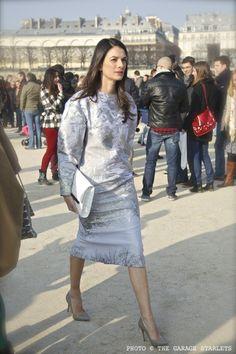 yeah well, that was freakin amazing. Leila in Paris. #LeilaYavari