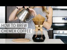 How to Brew Chemex Coffee - YouTube
