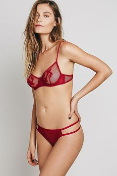 Lingerie isn't what it used to be — which means, it's never been more fun to shop for undies.