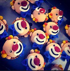 Cupcakes clown