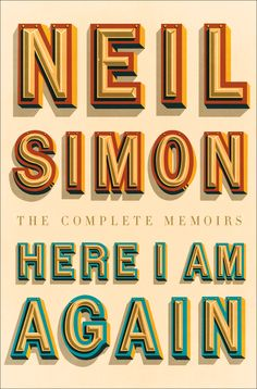 66 best neil simon images on pinterest comedy comedy movies and here i am again by neil simon simon schuster fandeluxe Gallery