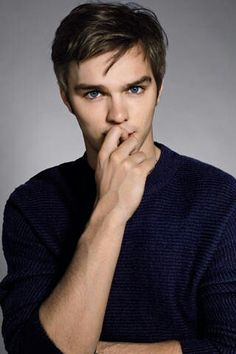 Nicholas Hoult as Matty. Matty was difficult to cast. I needed someone who looks like Lily Collins, because he's written as looking more similar to her than Doug does. Also, I needed someone hot who could pull off being a bit messed up. Or mega messed up. AND snarky and funny with a bit of edge. I'm satisfied with this choice.