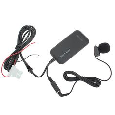 Car GPS System Motorcycle Vehicle GSM GPRS Tracker H102 MIC