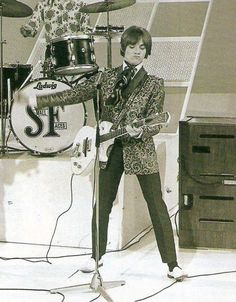 Steve Marriott and the small Faces.